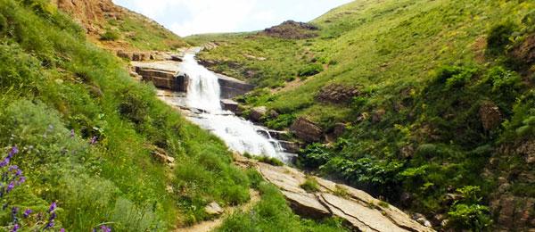 آبشار کوهره نمارستاق