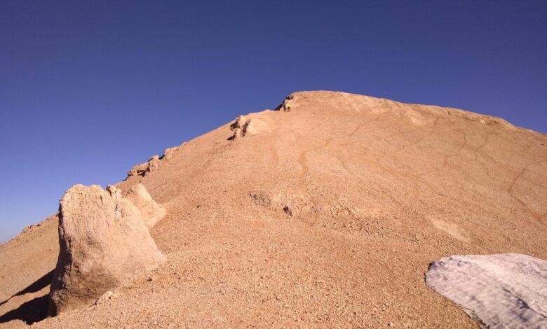 قله دوخواهرون