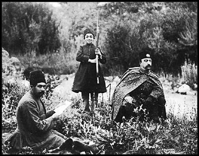 سفرنامه ناصرالدين شاه به نمارستاق مازندران