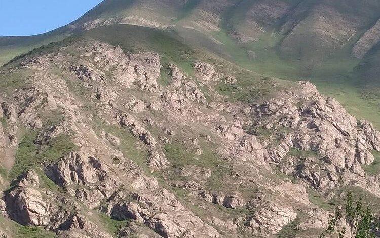 کوه های نمار