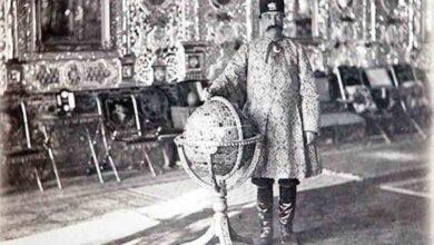 سفرنامه ناصرالدین شاه به نمارستاق روز