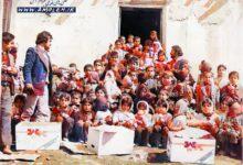 تصویر سال 1354 دبستان شیخ محله نمارستاق